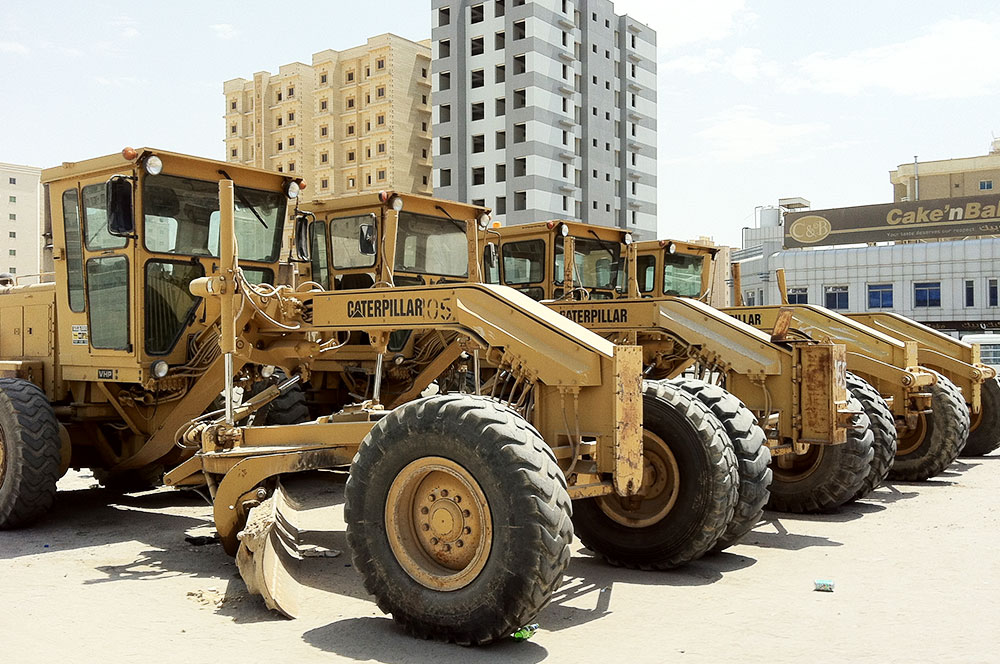 Rental Equipment (Light & Heavy Construction) – Al-Shaheen Technical